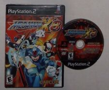 Mega Man X8 (Sony PlayStation 2, PS2, 2004) NO MANUAL