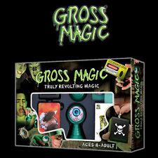 GROSS MAGIC SMALL KIT SET OF TRICKS BY FANTASMA HORROR TOY GAME KIDS NOVELTIES