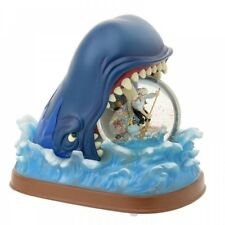 Disney Pinocchio Geppetto whale snow globe dome ball 25th anniversary Japan Free
