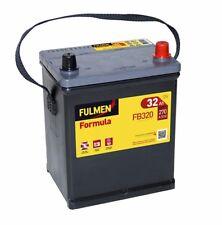 FULMEN Batterie de démarrage 32ah/270A PIAGGIO APE AIXAM 400 500 FB320