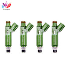 4X FUEL INJECTOR For TOYOTA CELICA AVENSIS VVTI MR2 1.8 PETROL 23250-22040