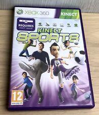 Kinect Sports (Xbox 360) USK 12+ Sport Spaß Bewegung Familie Spielen