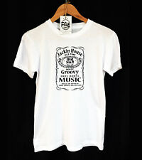 Jackin Casa De Música T-shirt - Techno profunda-Electronic Dance-Vintage-Swag