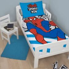 Ropa de cama Marvel color principal rojo para niños