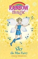 'Sky The Blue Fairy' Paperback Book by Daisy Meadows