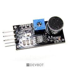 Module Capteur / Détecteur de Son pour Arduino. Audio, PIC, DIY