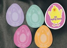 2006 Easter Egg Playing Cards