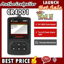 OBD2 Scanner EOBD Fault Diagnostic Tool Car Engine check Launch Creader CR4001