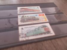 3 TIMBRES RUSSE  OBLITERES