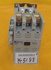 Cutler-Hammer CE15LN3 3 Pole Contractor C320KGS32 C320KGS31 C320KGS22 Used
