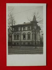 Foto AK DRESDEN Strehlen Wasastraße 13 Stadtvilla um 1920 ( 10004
