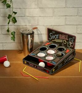 Paladone - Shot Ball - Flatpack Drinking Game - Party - New/Boxed