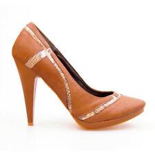 Stiletto Pumps, Classics Medium (B, M) Width Striped Heels for Women