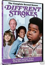 Different Strokes ~ Complete 2nd Second Season 2 Two ~ BRAND NEW 2-DISC DVD SET