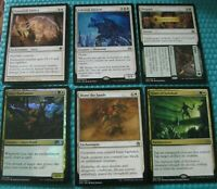 Selesnya Enchantment White Green EDH Commander Lot, NM-MP, Magic the Gathering