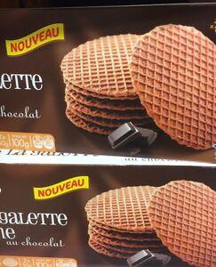 Lot Revendeur Destokage Palettes/Solderie De 8 Paquets De Galette Fine