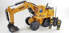 Enorme jcb Estilo Radio control RC Excavadora Grúa Digger camión monstruo camión
