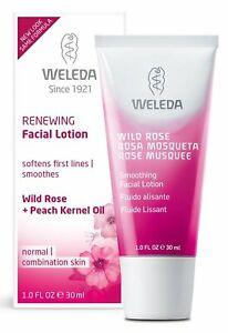 Wild Rose Smoothing Facial Lotion - 30ml