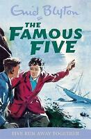 """AS NEW"" Five Run away Together, Blyton, Enid, Book"