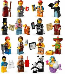 🔶You PICK! The LEGO Movie- Minifigures Series 1 & 2 / Wizard of Oz 71004 Choose