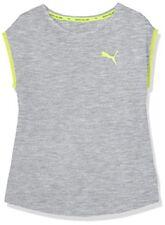 T-shirts et débardeurs gris pour fille de 13 à 14 ans