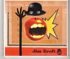 (HH50) Jim Kroft, Between The Devil & The Deep Blue Sea - 2010 Sealed CD