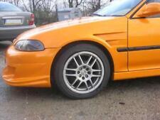 Honda Civic 92-95 Sedan/Limo Satz Kotflügel links + rechts, Fenders - GFK