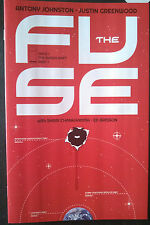 The FUSE #1 Image Comics New NM Unread Unopened