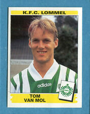 FOOTBALL 96 BELGIO Panini -Figurina-Sticker n. 230 -T. VAN MOL-LOMMEL-New