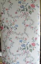 14sr Waterhouse mid-19th Century Victorian Floral Repro Handprinted Wallpaper