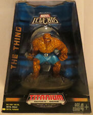 The THING Die Cast Metal Statue Tyco 1993 MOC VHTF