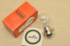 NOS Vtg Kimpex Honda Yamaha Motorcycle Snowmobile Head Light Lamp Bulb 12V 35W