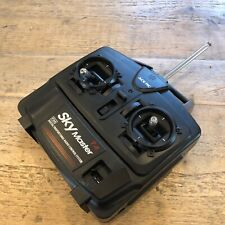 *RARE* ACE RC Sky Master T4 35 MHz FM 4-Ch Transmitter Radio Controller Tx