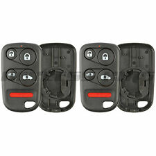 2 New Replacement Keyless Entry Remote Shell Pad Case for E4EG8DN OUCG8D-440H-A