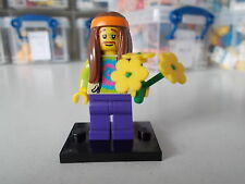 lego minifigures the hippie from series 7