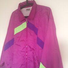 Veste de survêtement FILA Vintage Jacket 80's  Sportswear Clothing rare