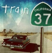 Train Rock Album Music CDs and DVDs
