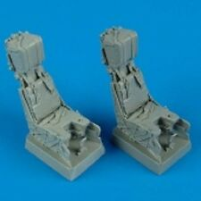 QUICKBOOST 1/32 F/A18D Ejection Seats w/Safety Belts (2) QUB32028