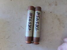 GOULD TRS-45-R TIME DELAY 45 AMP 600 VOLTS FUSE (LOT OF 2) - USED
