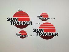 4 set  Pontoon Boat Suntracker Decals   Marine Vinyl  FREE U.S.A. SHIP