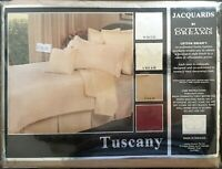Tuscany Taupe Duvet | Doona Quilt Cover Set by Cotton Dreams | Jacquard | King