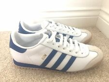 Mens Adidas Rom trainers size 7 white leather brand new
