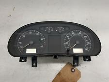 2003 VOLKSWAGEN POLO 9N 1390cc Petrol Manual Speedometer Speedo Clocks
