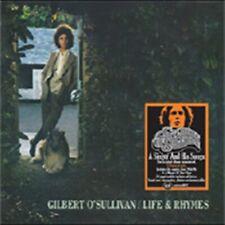 Gilbert O'Sullivan Life & Rhymes CD *NEW & SEALED*
