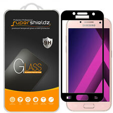 2X Samsung Galaxy A3 (2017) Full Cover Tempered Glass Screen Protector