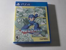 Megaman Legacy Collection PS4 Neuf Sous Blister