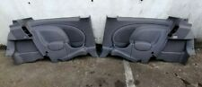 BMW MINI COOPER S ONE-R50 R53 2001-2006 PAIR OF REAR DOOR CARD