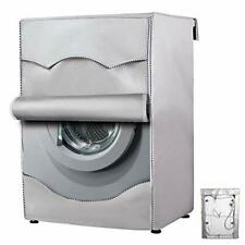 Washer/Dryer cover For Front-loading machine Waterproof dustproof Thin W23 D2.