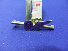 ww2 badge raf S signaller silver half brevet brooch home front sweetheart war