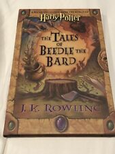 Harry Potter: The Tales of Beedle the Bard by J. K. Rowling - First Edition
